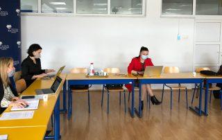 Organizacija tjedna karijera na Veleučilištu Baltazar Zaprešić